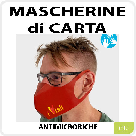 Mascherina di Carta